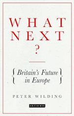 What Next? af Peter Wilding