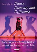 Dance, Diversity and Difference (Talking Dance)