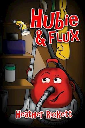 Bog, hardback Hubie & Flux
