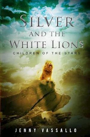 Bog, paperback Silver and the White Lions af Jenny Vassallo