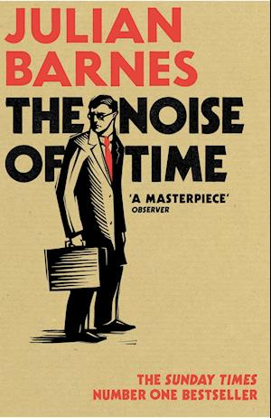 Bog, paperback The Noise of Time af Julian Barnes