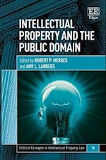 Intellectual Property and the Public Domain (Critical Concepts in Intellectual Property Law Series, nr. 15)