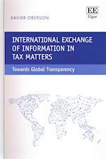 International Exchange of Information in Tax Matters