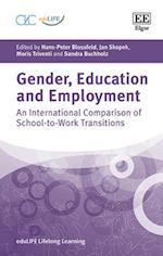 Gender, Education and Employment af Hans-Peter Blossfeld