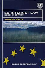 EU Internet Law (Elgar European Law Series)