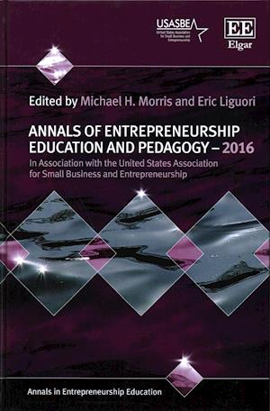 Annals of Entrepreneurship Education and Pedagogy - 2016