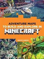 Adventure Maps to Build and Explore in Minecraft