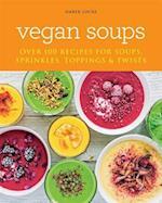 Vegan Soups af Amber Locke