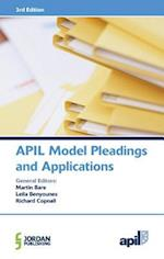 APIL Model Pleadings and Applications