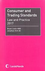 Consumer and Trading Standards
