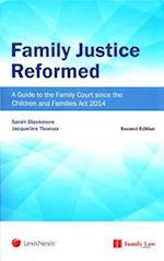 Family Justice Reformed