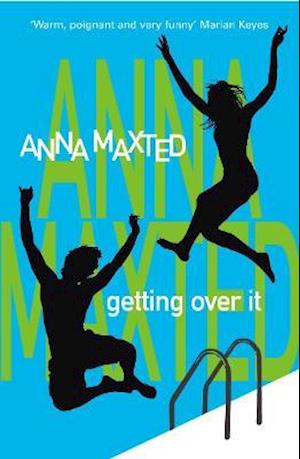 Bog, paperback Getting Over it af Anna Maxted