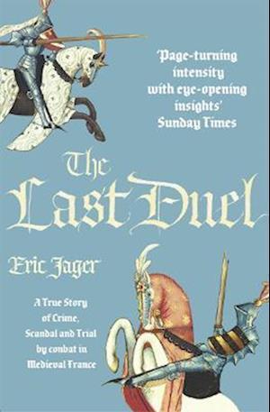 Bog, paperback The Last Duel af Eric Jager
