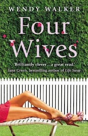 Bog, paperback Four Wives af Wendy Walker