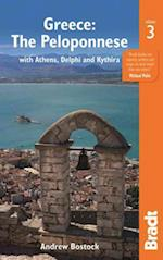 Greece: The Peloponnese (Bradt Travel Guides)