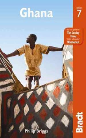 Bog, paperback Ghana af Philip Briggs