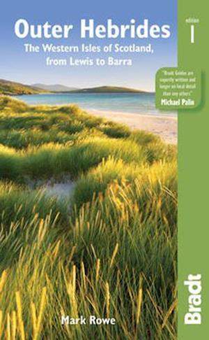 Bog, paperback Outer Hebrides af Mark Rowe