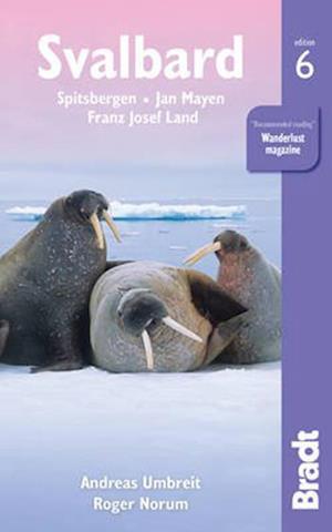 Bog, paperback Svalbard (Spitsbergen) af Roger Norum