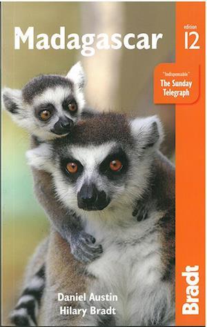 Bog, paperback Madagascar af Hilary Bradt