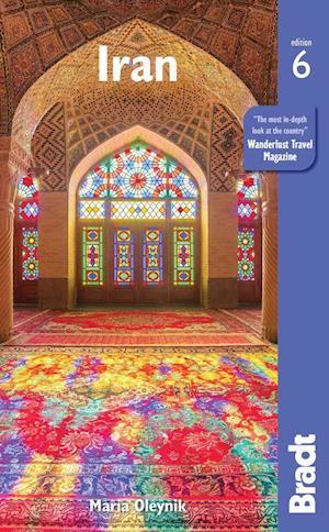 Iran, Bradt Travel Guide (6th ed. Feb. 2020)
