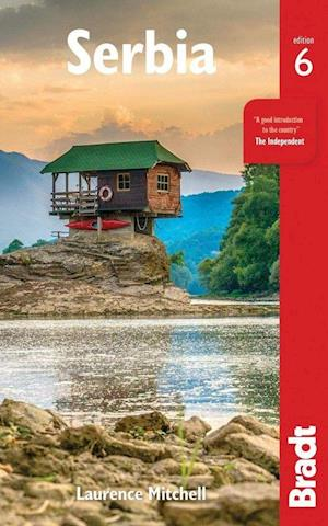 Serbia, Bradt Travel Guide (6th ed. Apr. 21)