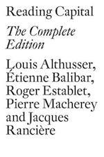 Reading Capital af Louis Althusser