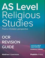 AS Religious Studies Revision Guide Components 01, 02 & 03: A Level Religious Studies for OCR af Matt Livermore