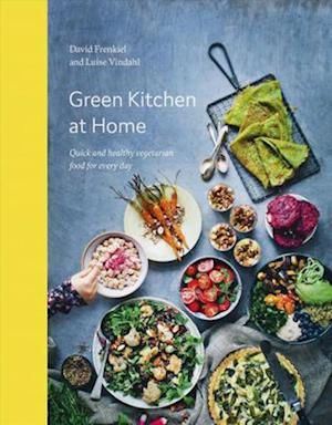 Bog, hardback Green Kitchen at Home af David Frenkiel