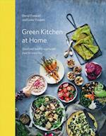 Green Kitchen at Home af David Frenkiel