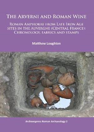 The Arverni and Roman Wine