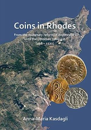 Coins in Rhodes