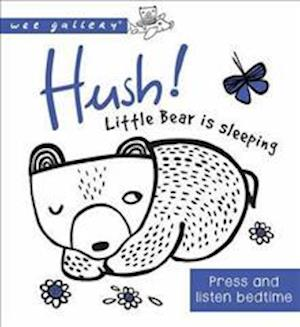 Hush! Little Bear Is Sleeping