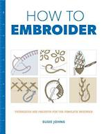 How to Embroider (How to)