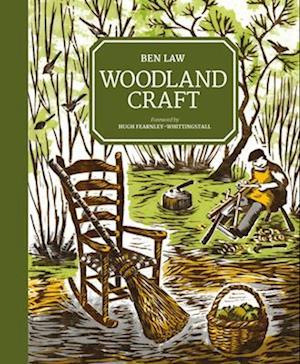Bog, paperback Woodland Craft af Ben Law