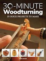 30-Minute Woodturning