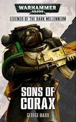 Sons of Corax af George Mann