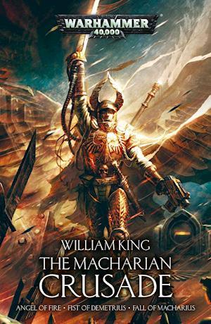 Bog, paperback The Macharian Crusade Omnibus af William King