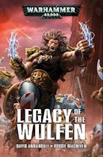 Legacy of the Wulfen (Space Wolves)