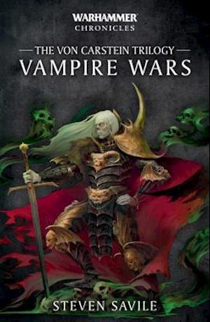 Bog, paperback Vampire Wars af Steven Savile