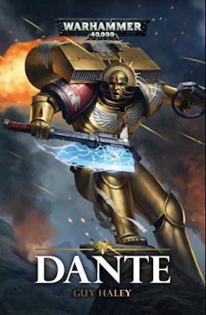 Bog, paperback Dante af Guy Haley