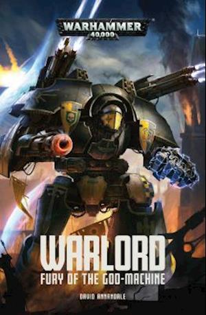 Bog, paperback Warlord af David Annandale