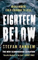 Eighteen Below (A Fabian Risk Thriller, nr. 3)