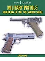 Military Pistols (EUROPA MILITARIA)