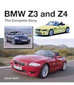 BMW Z3 and Z4 af James Taylor