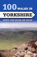 100 Walks in Yorkshire (100 Walks)