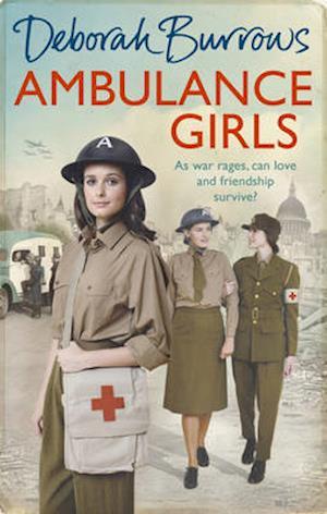 Bog, paperback Ambulance Girls af Deborah Burrows