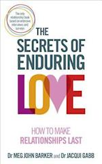 The Secrets of Enduring Love af Meg John Barker