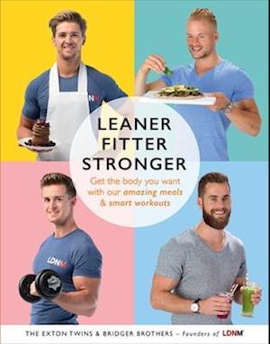 Bog, paperback Leaner, Fitter, Stronger af Tom Exton