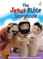 The Jesus Bible Storybook (Bible Friends)