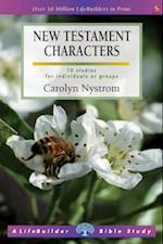 New Testament Characters (Lifebuilder Bible Studies)